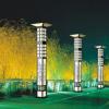 柱形庭院灯 太阳能庭院灯 公园 别墅户外 景观灯 可定制 厂家直销
