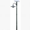 厂家直销 双头 多头 太阳能庭院灯 4-6米 led光源 款式新颖