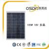 105W多晶多彩太阳能板,太阳能组件,光伏组件,太阳能电池板
