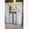 厂家生产 高品质自动门风淋室 智能净化风淋室 双人三吹风淋室
