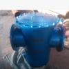 篮式过滤器 立式除污器 毛发聚集器 SRBA DN350 厂家直销