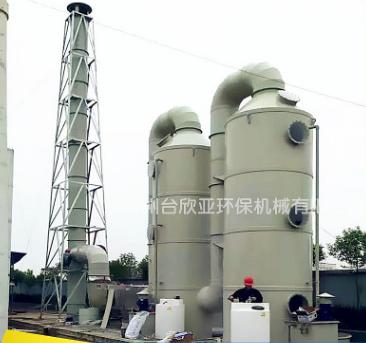 玻璃钢尾气吸收塔 玻璃钢锅炉脱硫除尘器 玻璃钢脱硫塔