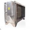 厂家直销:静电式涂层布生产线油烟回收设备 涂层布废气净化器