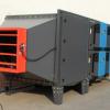 厂家直销:PVC风筒布静电油烟净化设备