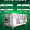 广州 紫科低温等离子除臭一体机丝印包装印刷废气