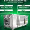 等离子光催化氧化废气净化器 UV光解除臭设备一体机