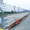 宁波众达双波 波形 梁 钢 护栏高速防撞护栏板厂家直销提供安装