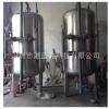 井水过滤系统 去浑浊度不锈钢过滤系统厂家 5-8T/H水处理过滤罐