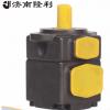 低噪音叶片电动液压油泵PV2R1-28-F-1R-U卧式泵轴锻压机械配件