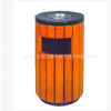 厂家批发优质木制垃圾桶