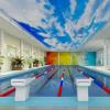 承揽全国各地游泳工程 自己独立的施工队 工程质量及售后有保障