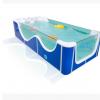 新款豪华智能透明儿童游泳池婴儿泳池有机玻璃制伊作浴缸亲
