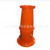 河北风机厂家 供应 定制5.5kw喷雾降尘风机 配套风筒
