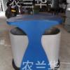 厂家直销 玻璃钢双胆户外垃圾桶 环卫户外阻燃垃圾桶 公共垃圾桶