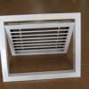 批发铝合金不锈钢百叶回风百叶窗检修口中央空调风口厂价直销