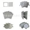 厂家销售 板框式隔膜滤板/角进料滤板/压滤机配件/高压隔膜滤板
