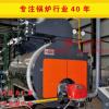 低氮锅炉 30毫克低氮冷凝燃气蒸汽锅炉 4吨低氮锅炉 陕西锅炉改造