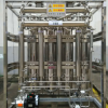 创联品牌蒸馏水设备,注射水设备,满足药典GMP要求