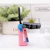 创意迷你便携旅行牙刷套装 随身折叠收纳牙刷套装