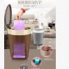 自动换袋垃圾桶 家用客厅厨房厕所塑料垃圾桶 抽袋带盖垃圾桶批发