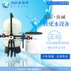 润新生产12t/h 工业锅炉热交换器流量型全自动软化水设备软水器