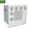 厂家生产空调送风口 空气自净器 正压送风口 双层ABS百叶风口批发