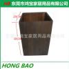 天然竹制垃圾桶 竹工艺品 天然环保垃圾桶 加工订制