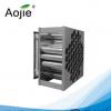 餐饮业静电式油烟净化器蜂窝式电场配件成品规格110孔镀锌板材质