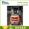 合力叉车尾气净化器 DPF颗粒捕集器 杭州叉车尾气净化 包取证