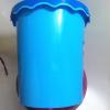 厂家直销塑料垃圾桶家用花边压圈纸篓塑料纸筒垃圾桶批发加厚型 举报