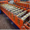 冲网孔板压型机 防风围墙板压瓦机 全自动抗风抑尘板生产设备