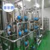 纯化水机 GMP认证 电导率≤2μs 源头 0.5吨至8吨 纯化水机厂家