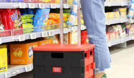 越来越多人不用塑料袋了,学学上海人用的这一招,买菜方便又环保