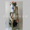10T电镀过滤机 电镀过滤泵 立式化学药液过滤机 化学镍过滤机