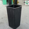 40L玻璃钢垃圾桶 内桶 内胆 果皮箱内桶