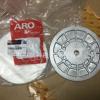 英格索兰ARO2寸3寸气动隔膜泵配件膜片压板 原装保证