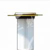 浇铸型褶式除尘滤筒 粉体设备配件厂家直供 除尘设备