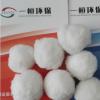 反洗频繁的纤维球滤料工作原理 江苏纤维球滤料使用周期长生产厂家