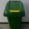 六尺巷品牌240升可挂车环保塑料分类垃圾桶