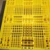二手进口伊朗塑料托盘仓库垫板田字网格加厚叉车卡板货物垫板