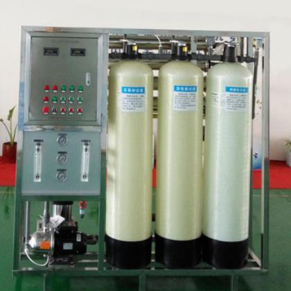 上海大河人家1T/H反渗透水处理设备,反渗透设备,反渗透纯水设备