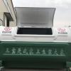 大型户外垃圾箱2.5方勾臂式垃圾箱 环卫3立方钩臂式垃圾箱