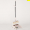 2018新款套扫簸箕套装不锈钢扫地畚箕笤帚扫帚清扫软毛清洁工具