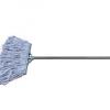 家用拖普通拖把拖把通用拖把传统吸水空心纤维纱拖把不锈钢杆拖把