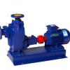 ZWP型低转速不锈钢自吸无堵塞排污泵
