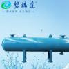 中央空调机房分集水器定制 碧瑞达碳钢分集水器厂家 可按图定做