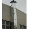 供应深圳镀锌白铁风管、通风管、排气管