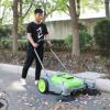德威莱克无动力工业扫地机手推式扫地机车间工厂仓库无动力扫地机