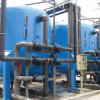 污水处理设备机械过滤器石英砂活性炭碳钢不锈钢压力式过滤器