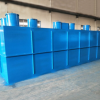 生活污水成套处理设备水产鲜奶加工废水处理设备地埋一体化设备
